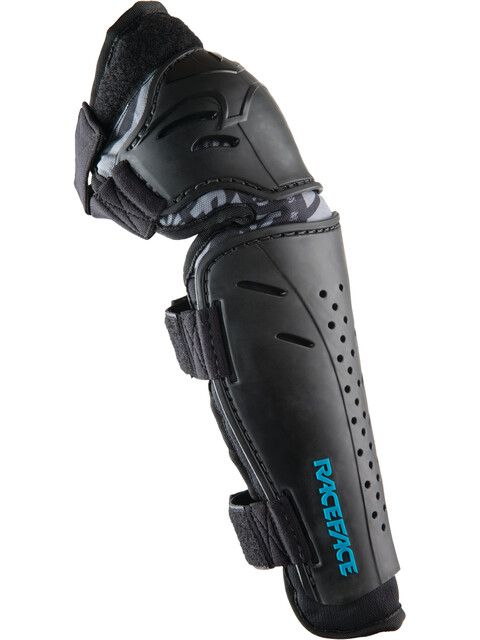 Race Face Protekt Leg Protectors Youth Black